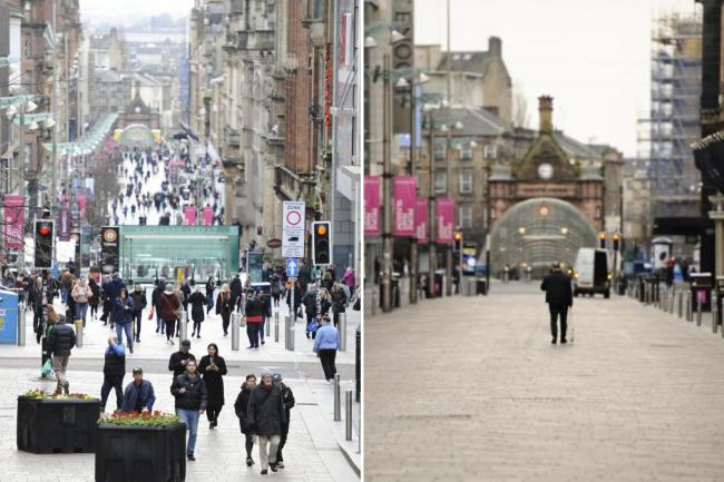Revealed: Glasgow is third most at-risk high street in the UK as dozens of stores set to close