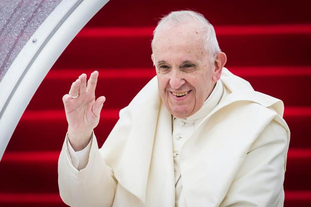 HeraldScotland: Pope Francis