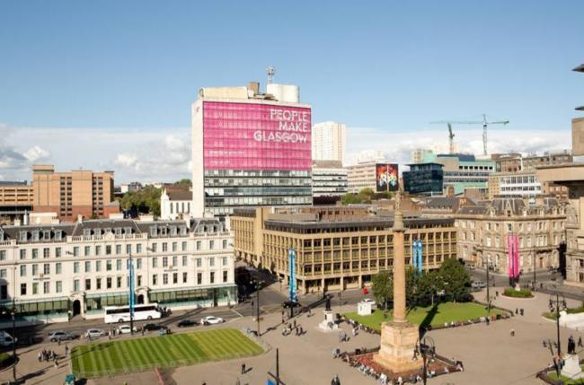 Catriona Stewart: Glasgow es la ciudad más triste del Reino Unido