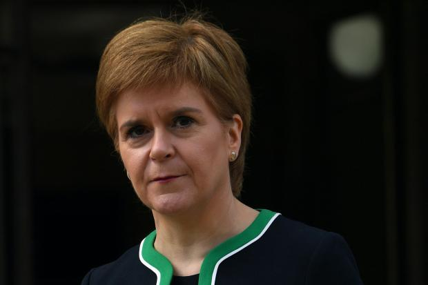 Nicola Sturgeon accused of 'disrespecting parliament' over hospitality support