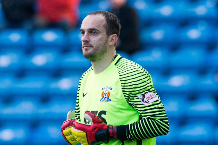 Jamie MacDonald would jump at chance of Hearts return after Kilmarnock departure