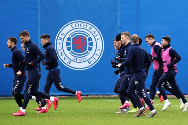 Rangers launch 'Rangers Online Academy' platform to help coaches and teams around the world with training drills