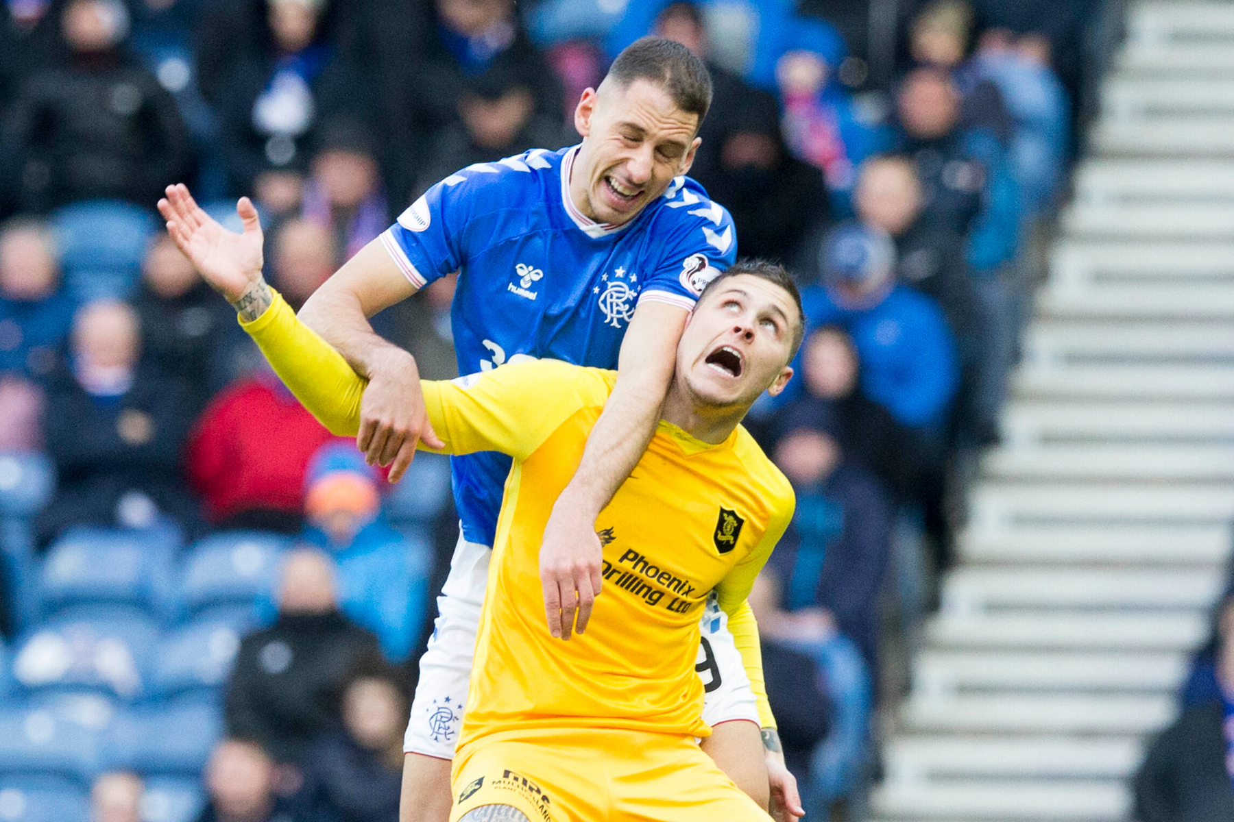 Rangers linked Lyndon Dykes will leave Livingston this summer if suitors meet asking price