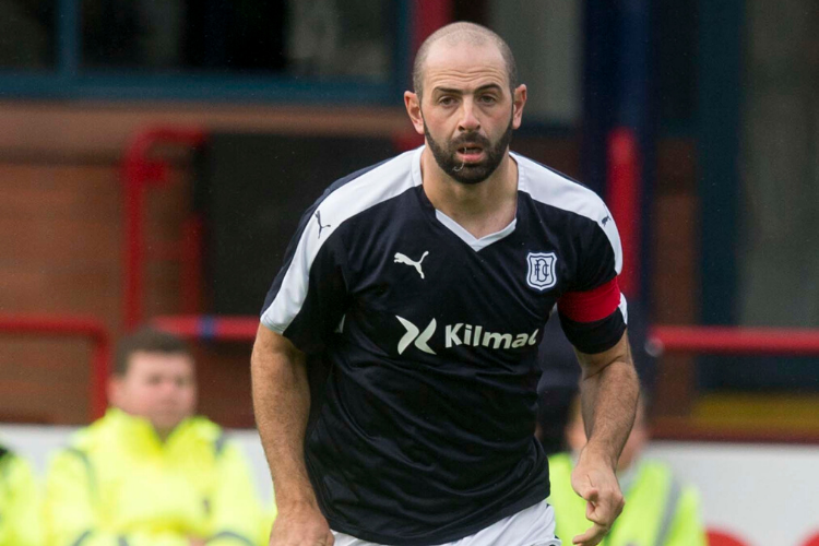 Ex-Partick Thistle, Kilmarnock and Dundee star Gary Harkins announces retirement