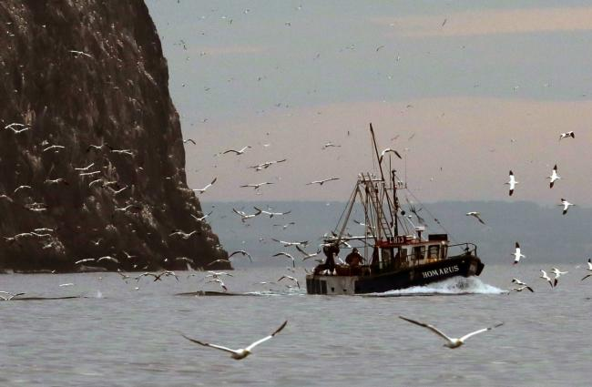 Scottish fishermen have been badly hit by the Covid-19 crisis