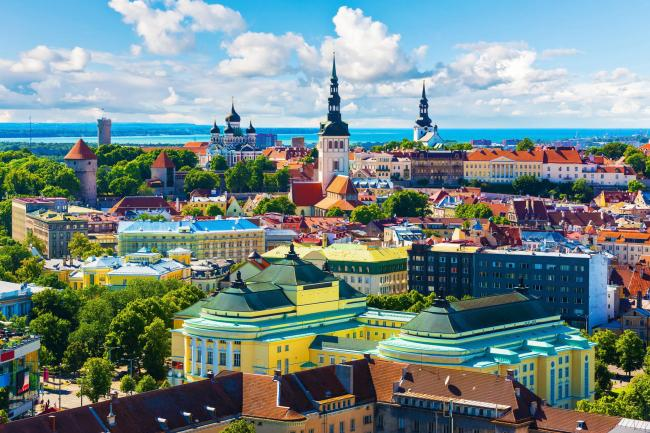 The government in Tallin has led the way in e-governance