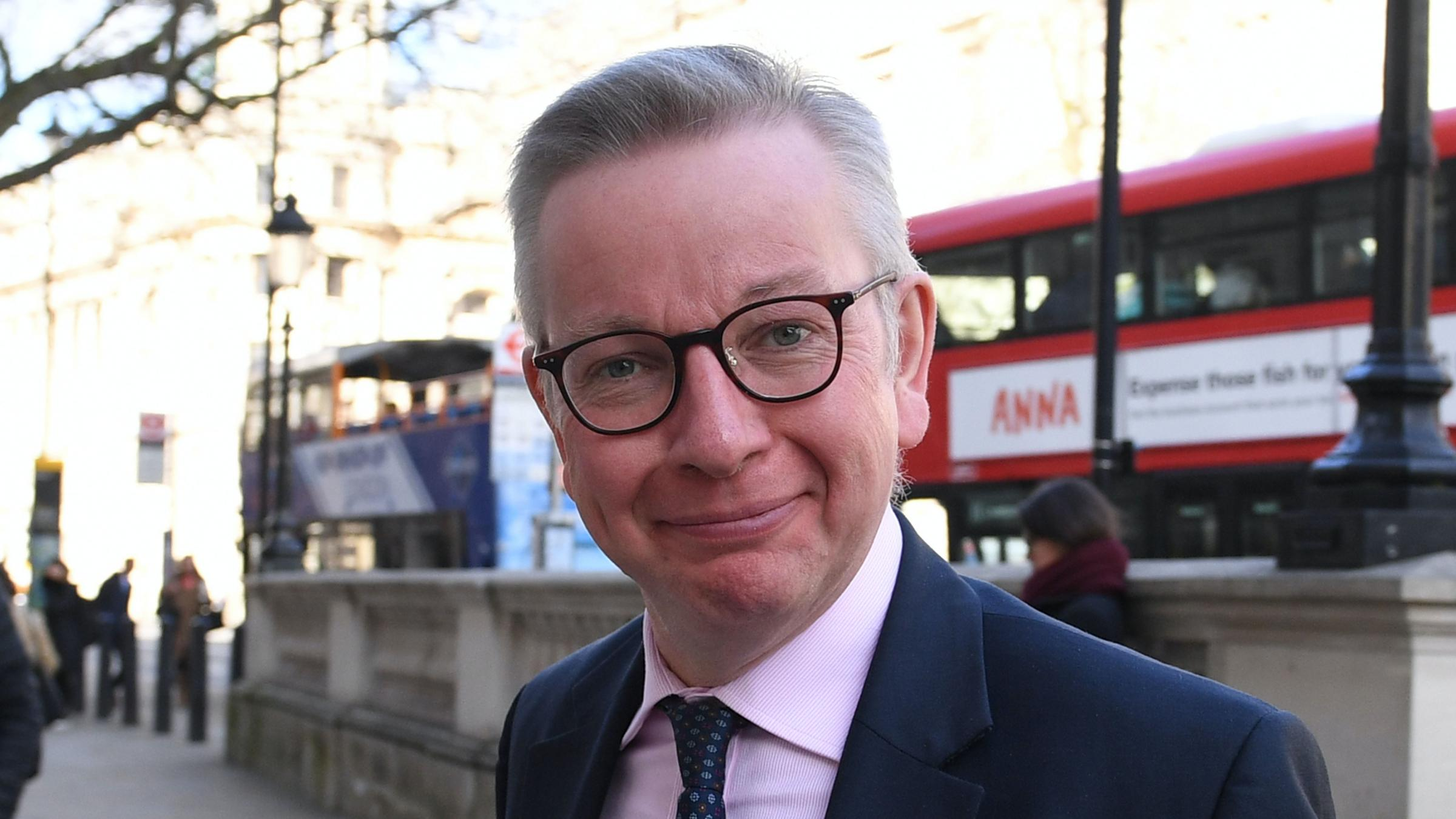 Brexit: Michael Gove warns of