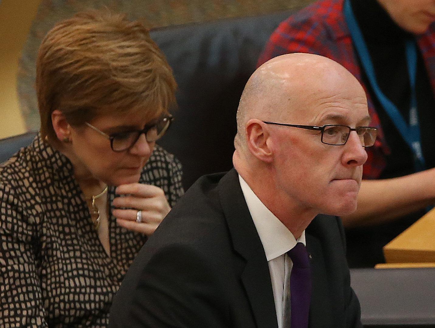 John Swinney admits Government kept defending Alex Salmond case despite 'reservations' | HeraldScotland