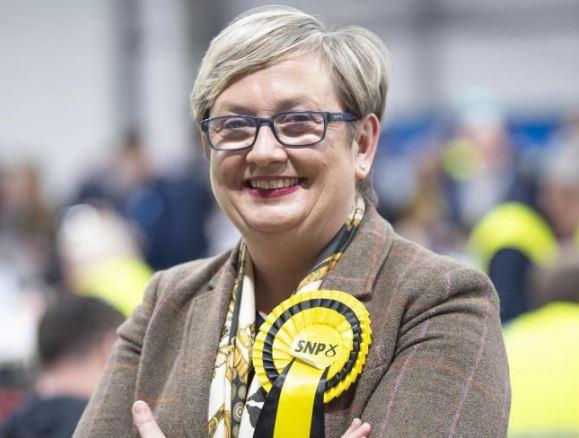 Joanna Cherry has faced criticism for her stance on trans rights