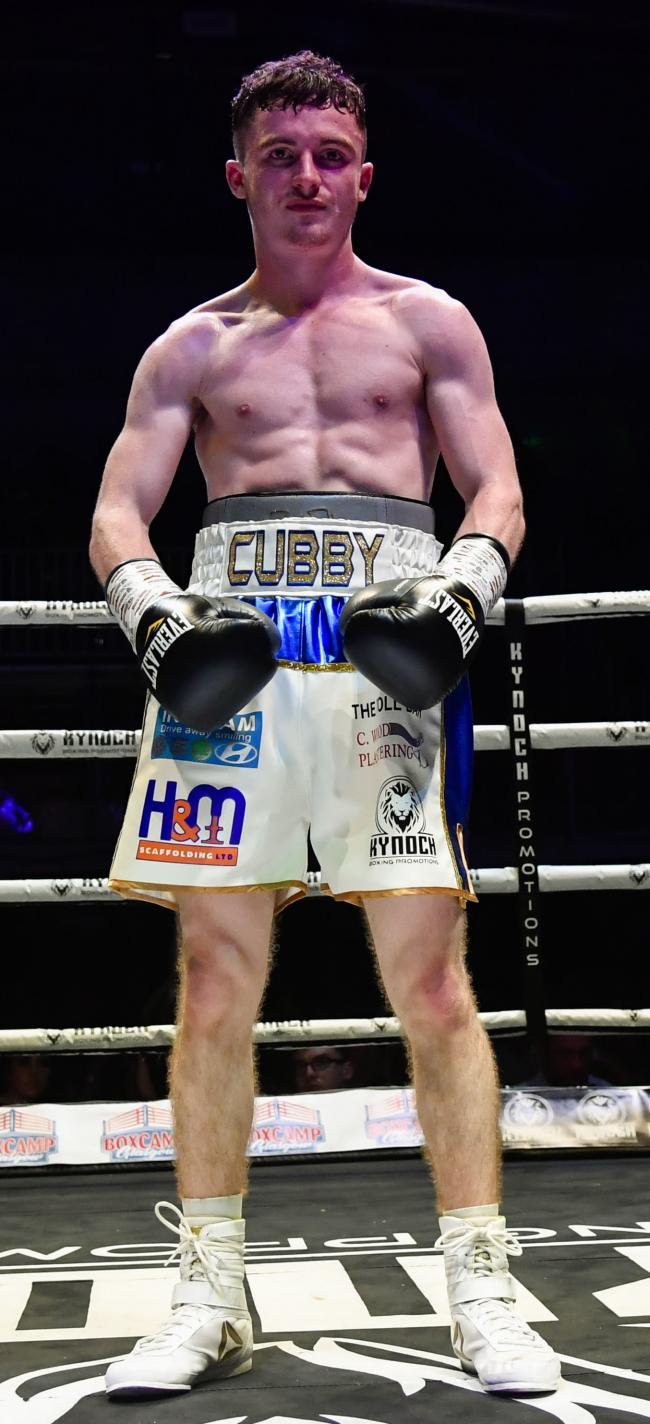 Neil McCubbin was days away from shot at Commonwealth title