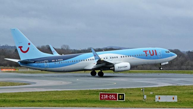 Scots could be flying abroad soon as Tui announces dates for resuming flights