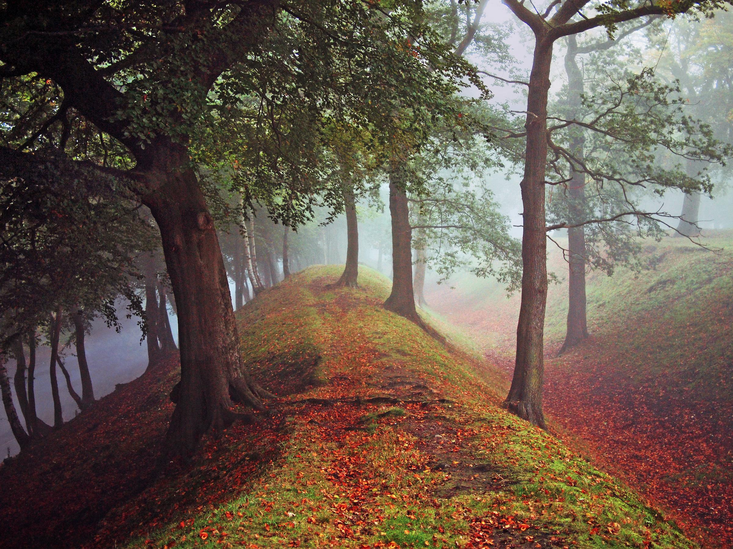 The Antonine Wall: Line on the landscape