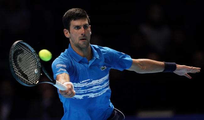 Novak Djokovic Tests Positive For Coronavirus Following Adria Tour Matches Heraldscotland