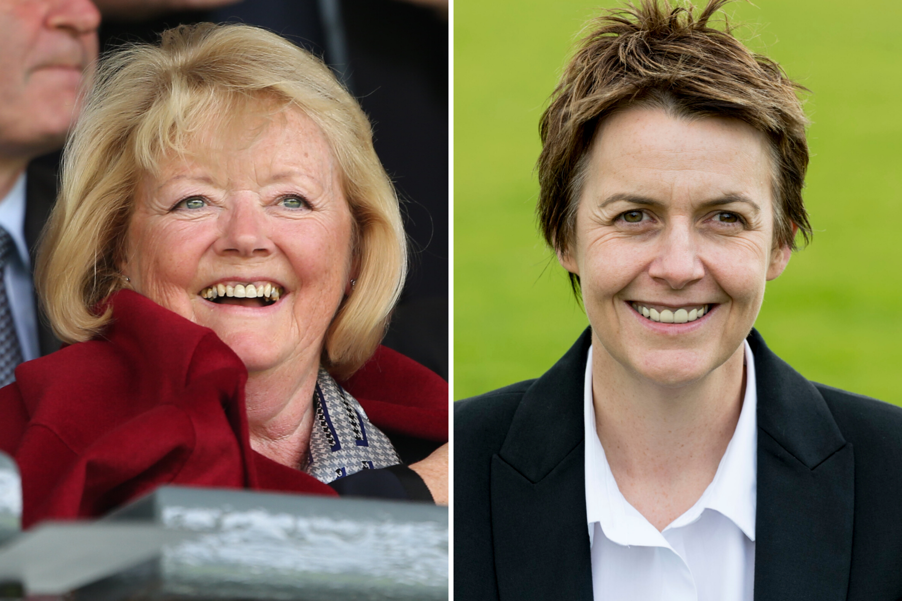 Hearts owner Ann Budge 'considers' Hibs chief Leeann Dempster for Tynecastle role