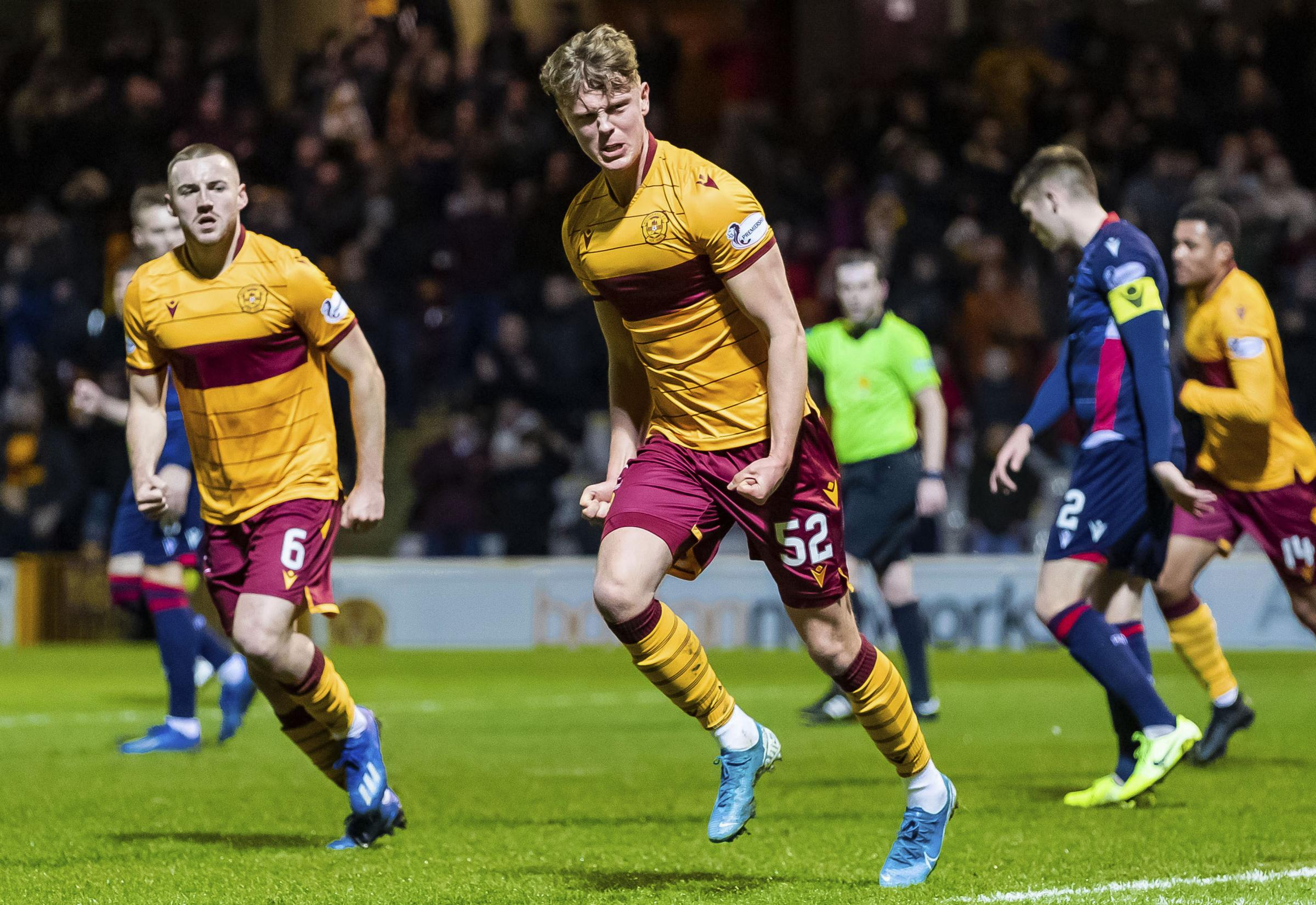 Motherwell confirm signing of Mark O'Hara