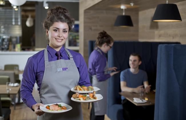 As the hospitality sector slowly regains shape, strong partnerships with the industry remain key at City of Glasgow College which will allow students to be in prime positions for employment during the recovery