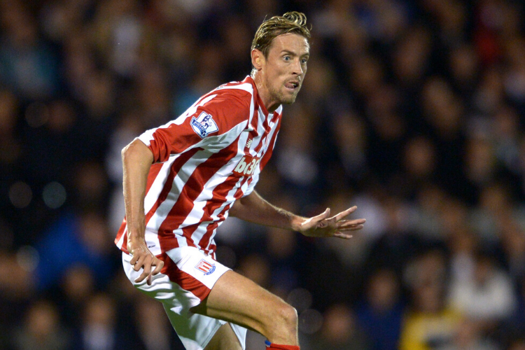The irresistible rise of Peter Crouch and how he has become newest national treasure