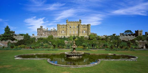 HeraldScotland: Culzean Country Park has re-opened today
