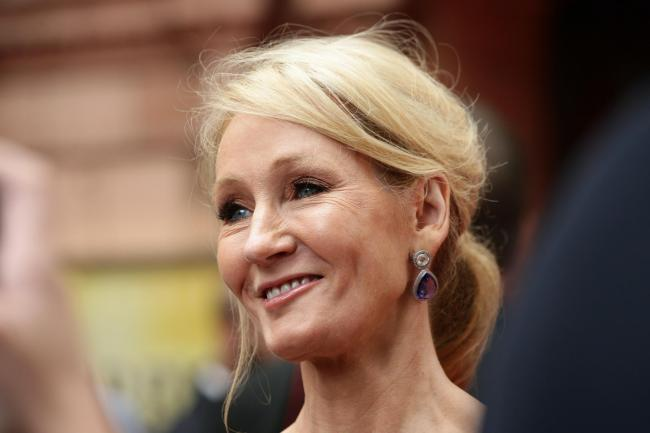 JK Rowling returns award after criticism of her views on trans rights