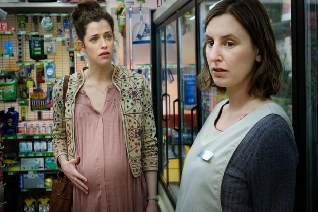Jessica De Gouw as Meghan Shaughnessy, Laura Carmichael as Agatha Fyfle