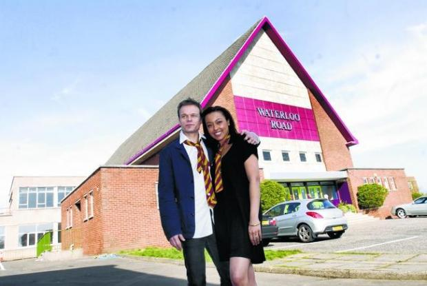 HeraldScotland: Waterloo Road was filmed in the old Greenock Academy from 2011 to 2015