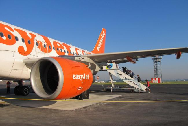 Easyjet cuts cabin baggage allowance in half and introduces charges