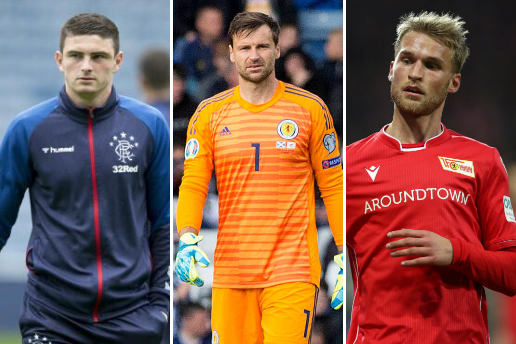 Scottish transfer news LIVE: David Marshall to Celtic latest | Sebastian Andersson Parkhead link | Rangers ace Hastie closes in on loan deal