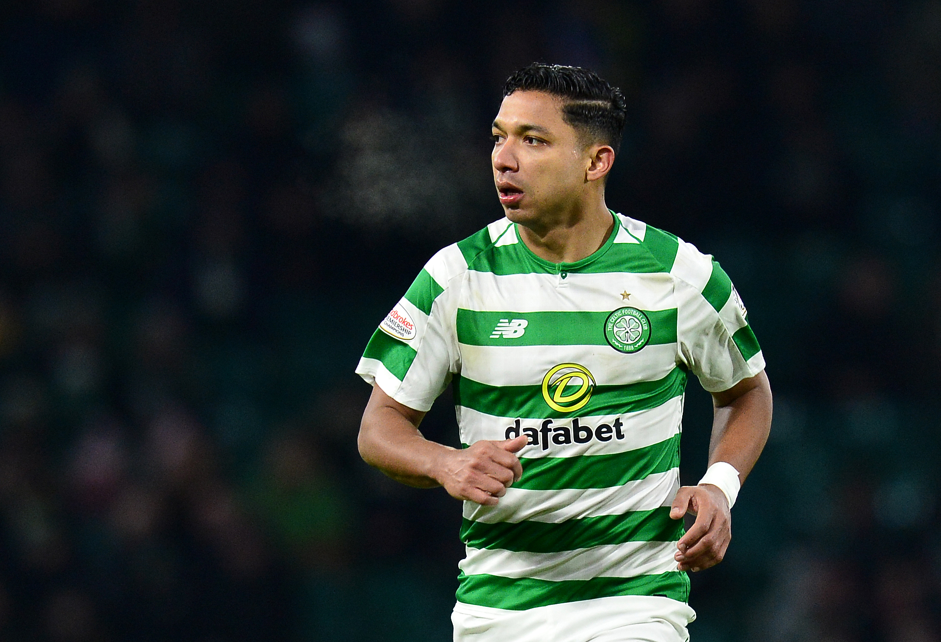 Celtic hero Emilio Izaguirre considering MLS and Colombia offers but rival Olimpia move 'IMPOSSIBLE'
