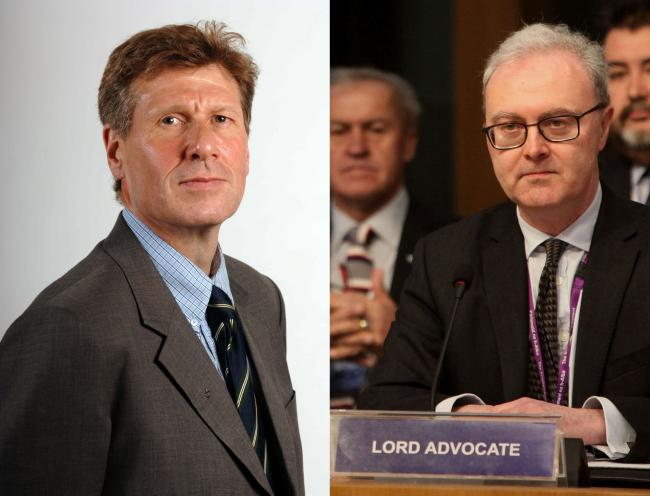 MacAskill under fire after saying Lord Advocate should be pro-Indyref2