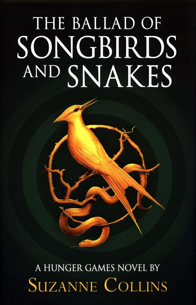Young adult book review: The Ballad Of Songbirds and Snakes by ...