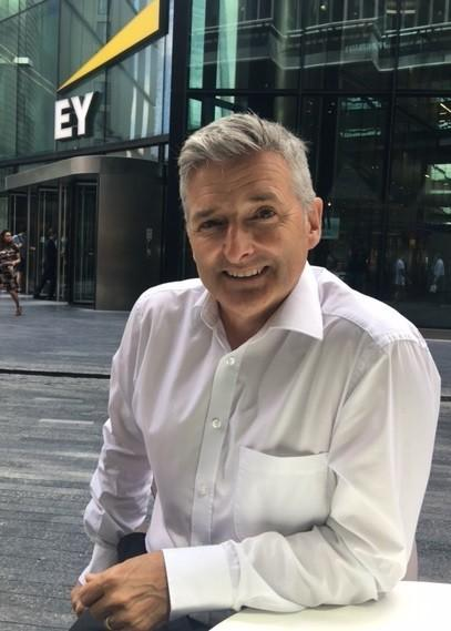 Aidan O'Carroll is leaving EY, but will carry on in his role as chair of the Institute of Directors in Scotland