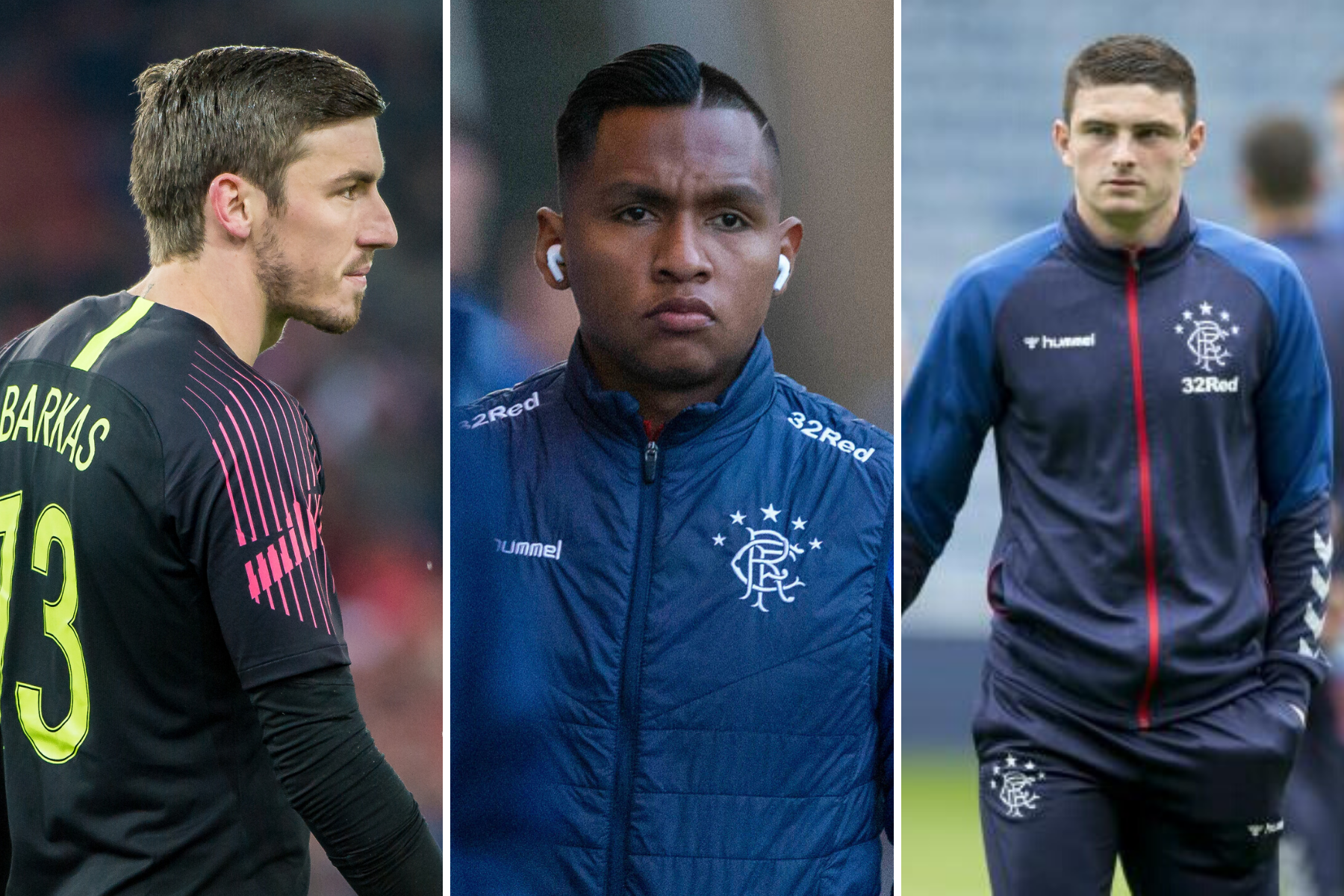Scottish transfer news LIVE: Celtic linked with £5m rated goalkeeper | Rangers ace Morelos latest | Motherwell sign Hastie