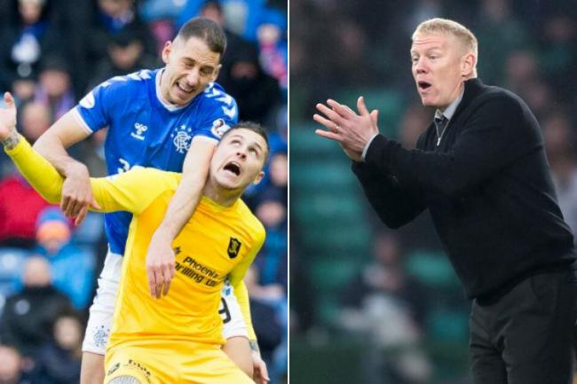 Gary Holt would not stand in Lyndon Dykes' way over Rangers move - as long as deal suited Livingston