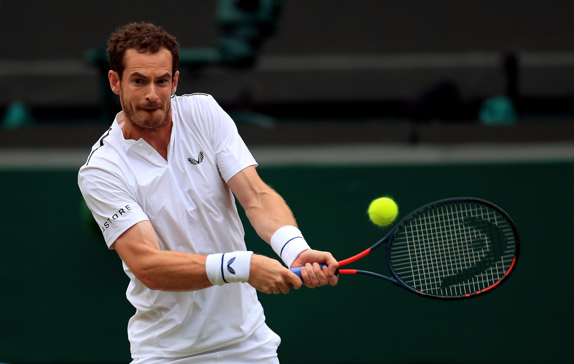 Covid: Penampilan terbuka Australia Andy Murray ragu-ragu selepas ujian positif