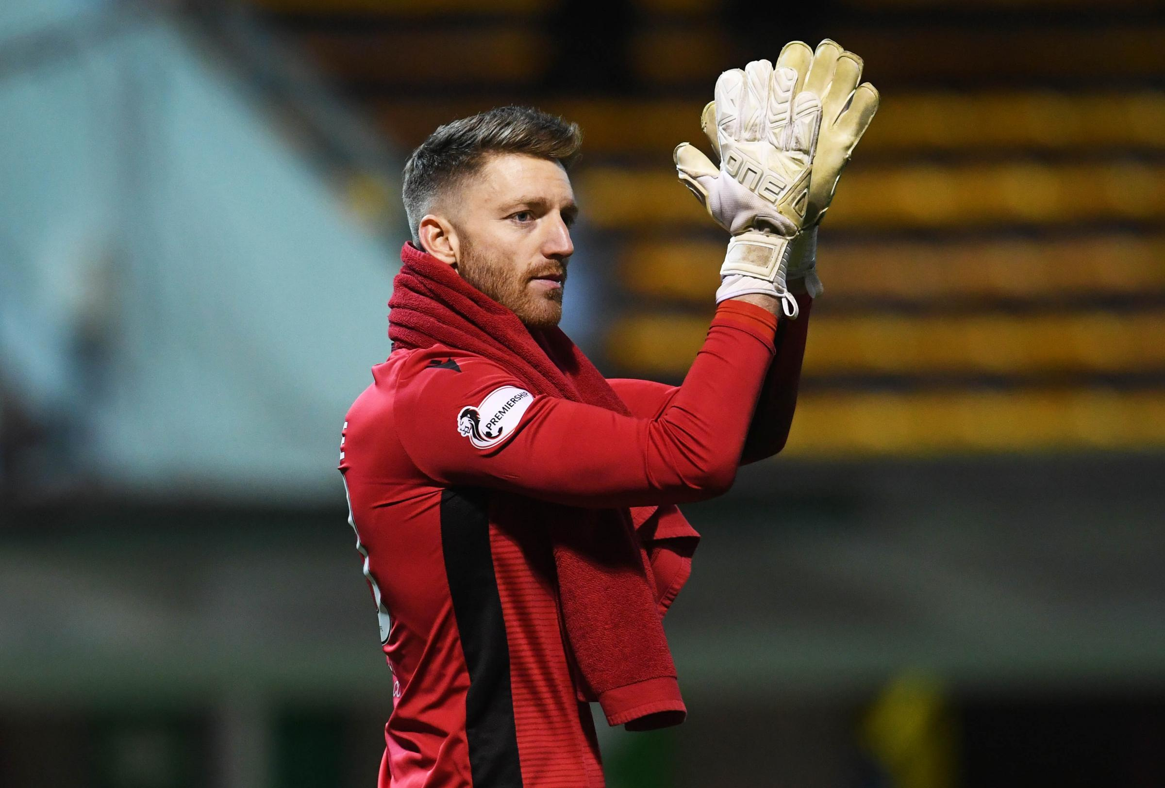 Former Motherwell goalkeeper Mark Gillespie signs for Newcastle United