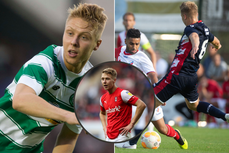 Jamie Lindsay proof there's life after Celtic with Rotherham promotion and Ross County trophy success