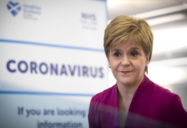Sturgeon urges rest of the UK to commit to starting Covid inquiry this year