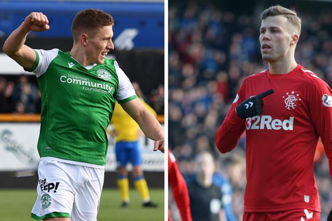 Rangers have approached Hibernian over a swap loan deal for Florian Kamberi and Greg Docherty