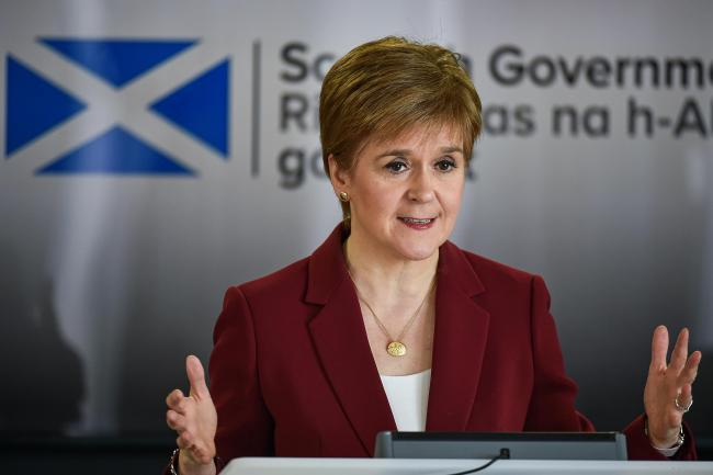 Nicola Sturgeon: Pubs to reopen next week and Scots can meet indoors from tomorrow