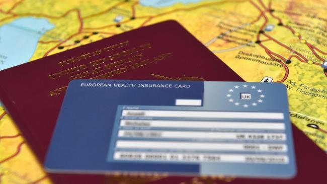 Ehic Card Application Under 16