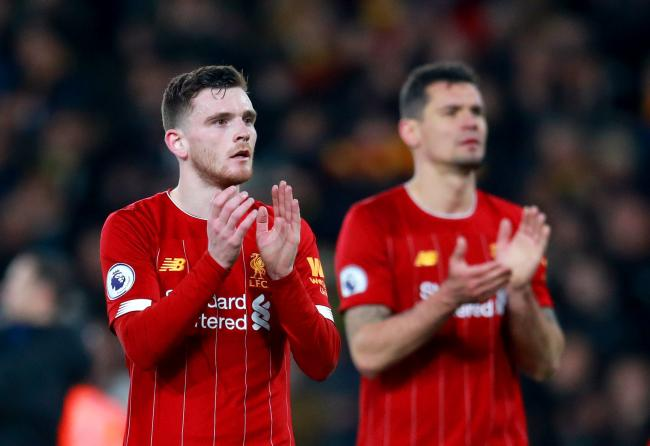 Andy Robertson wants to see out career with Liverpool but wouldn't say no to Celtic return