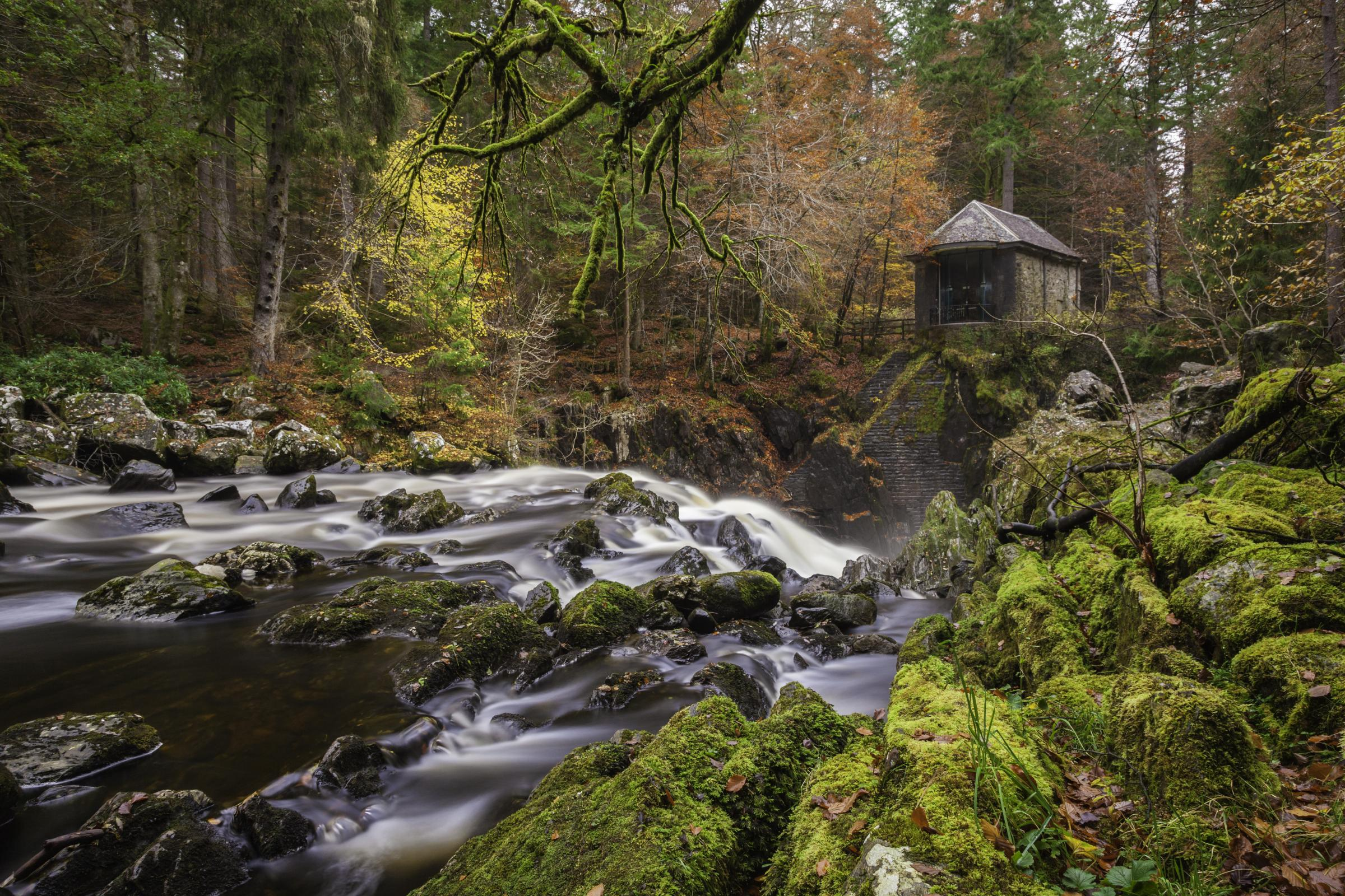 The Hermitage: A waterfall, folly and hermit's cave on a woodland walk | HeraldScotland
