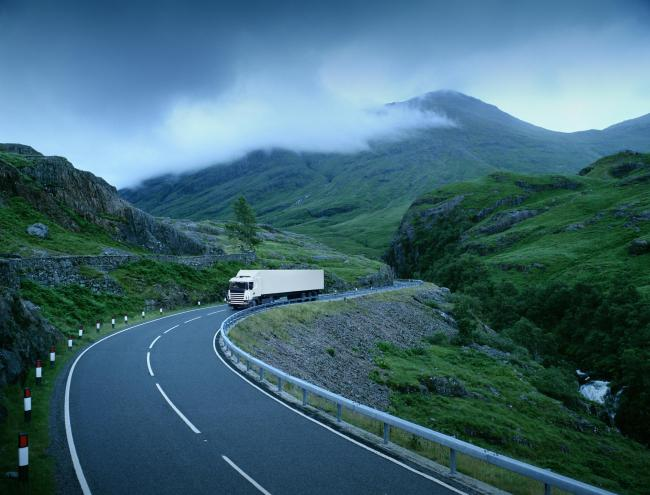 HGV drivers have helped to keep the country running