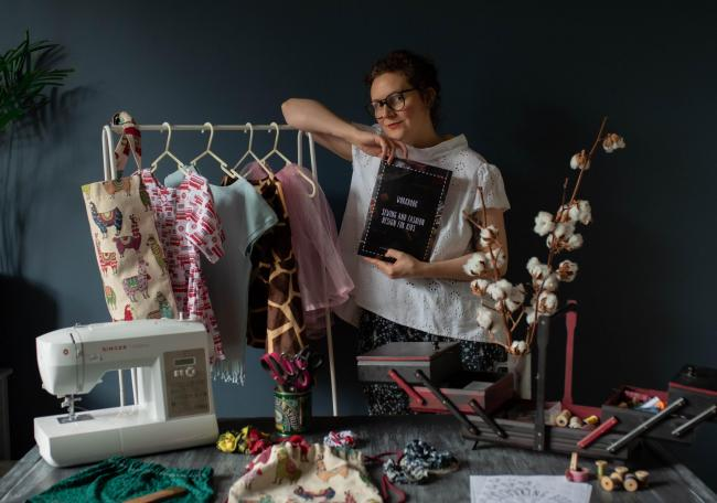 Arkdefo Launches Online Slow Fashion Course To Teach Kids How To Sew Heraldscotland