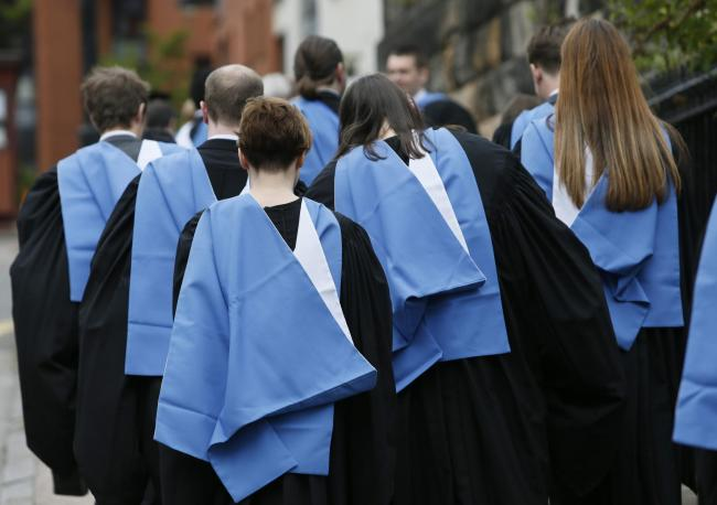 Future Scots graduates could be hit by the impact of too many university job cuts in the aftermath of the virus crisis and Brexit.