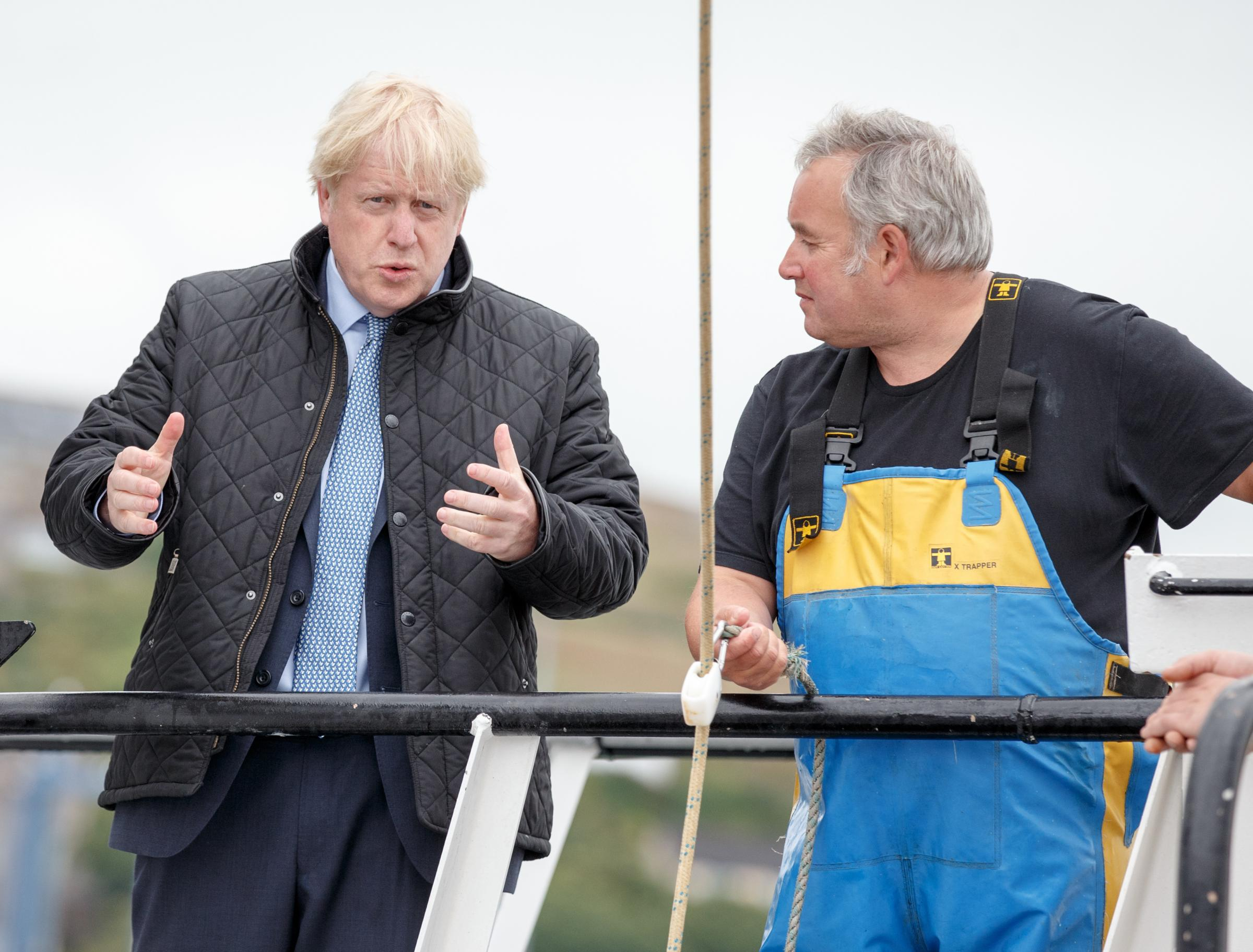 Iain Macwhirter: It's clear BoJo still doesn't 'get' Scots (and it's not the economy, stupid)