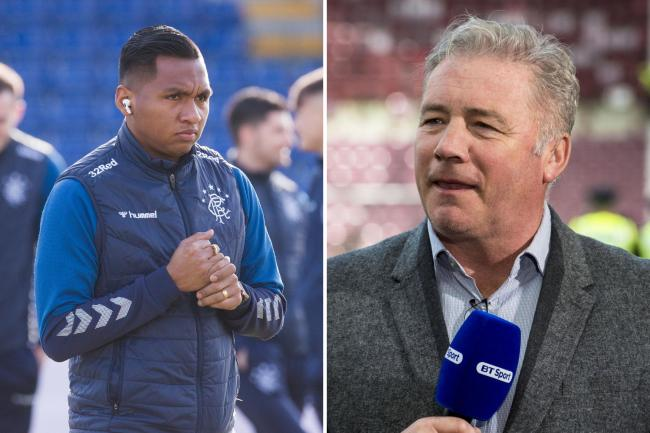 Rangers will sell Alfredo Morelos to Lille if the price is right, says Ally McCoist