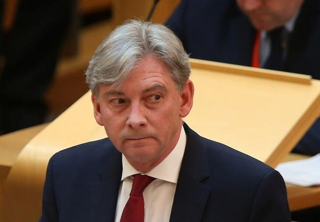 Sir Keir Starmer fails to mention Richard Leonard ahead of Scottish visit