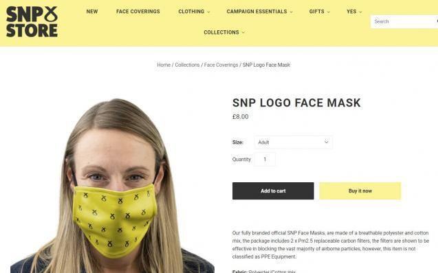 Letters: Why shouldn't we embrace the creative opportunities that face-masks present?