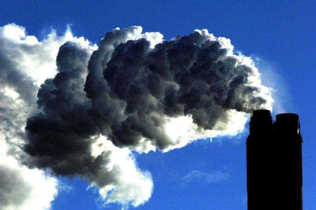 Scotland's carbon emissions have been cut by 34 per cent in 12 years